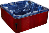Outdoor / Indoor Large Whirlpool Tub Freestanding Installation For 7 Person